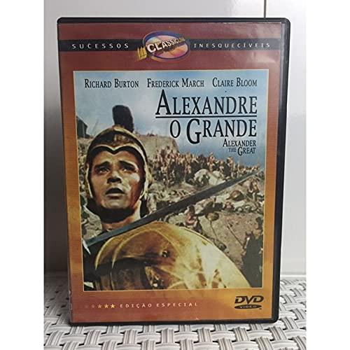 alexandre o grande Dvd