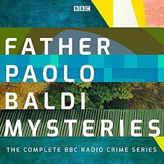 Father Paolo Baldi Mysteries cover art