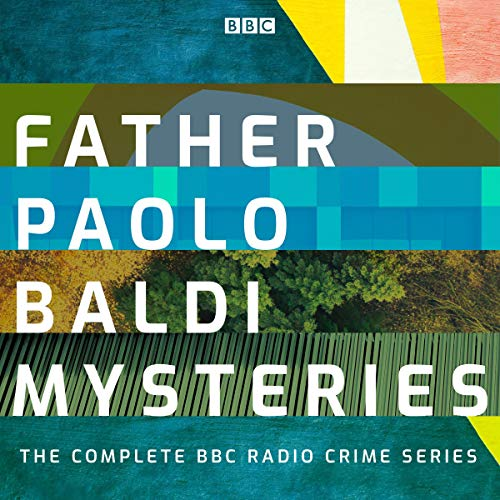 『Father Paolo Baldi Mysteries』のカバーアート