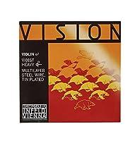 CUERDA VIOLIN - Thomastik (Vision/VI01) (Acero Multicapas) 1ェ Medium Violin 3/4