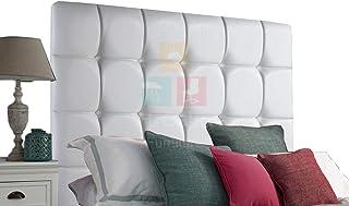 H-Cube meble wzór sześcianów tapicerowana sztuczna skóra łóżko łóżko podstawa zagłówek pasujące diamentowe guziki różne wy...