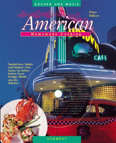 American Diner, m. Audio-CD