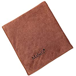 Mabel's® Dog Towel – Super Soft and Absorbent Towel for Dogs and Pets. Large Size, Fast Drying & Durable. Made With Love.