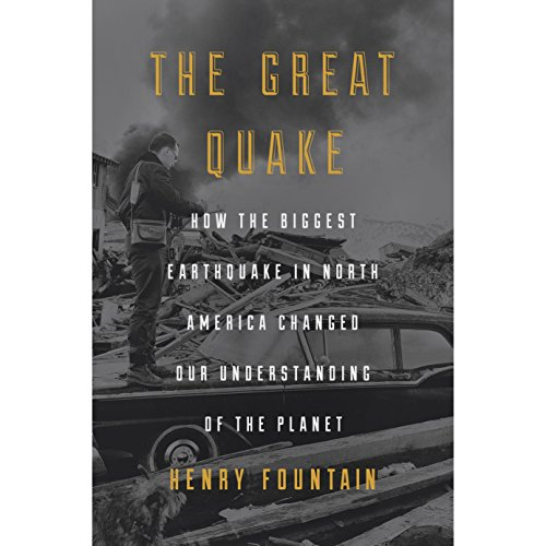 The Great Quake audiobook cover art
