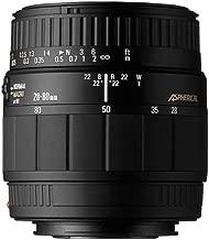 Sigma 28-80mm F3.5-5.6 Aspherical Macro Lens for Nikon DSLR & SLR Cameras