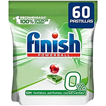Finish Quantum Ultimate - Pastillas para lavavajillas, regulares ...