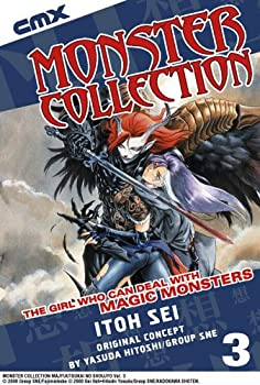 Paperback Monster Collection: Volume 3 Book