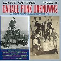 Last of the Garage Punk Unknow [12 inch Analog]