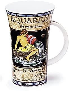 Dunoon Glencoe Zodiac Mug - Aquarius (16.9oz)
