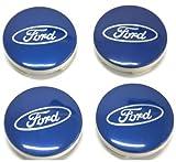 Ford 4 x Pac Ruedas Centro de Cap 54 MM C-MAX/Galaxy/S-MAX/Focus/Kuga/Mondeo/Fiesta