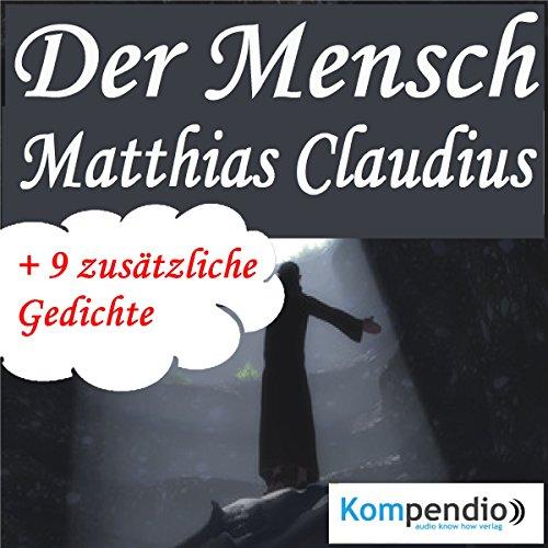 Der Mensch audiobook cover art