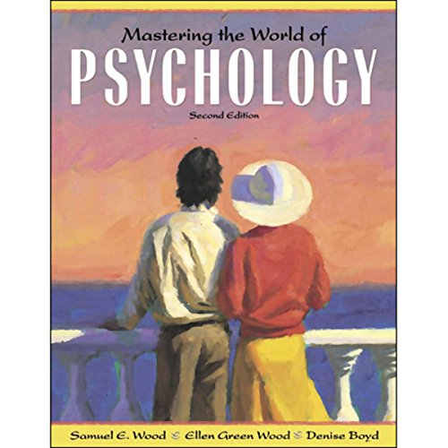VangoNotes for Mastering the World of Psychology, 2/e audiobook cover art