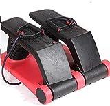 VOVIJ Air Stepper, Aerobic Fitness Paso 5 Velocidades Carga máxima 120 kg Ejercicio Fitness Máquina del Muslo para el hogar Oficina Trave al Aire Libre