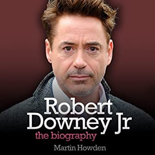 Robert Downey, Jr. cover art