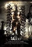 Saw 3D – Film Poster Plakat Drucken Bild – 43.2 x