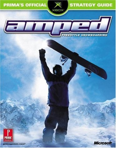Amped: Freestyle Snowboarding - Official Strategy Guide