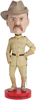 Royal Bobbles Teddy Roosevelt Bobblehead