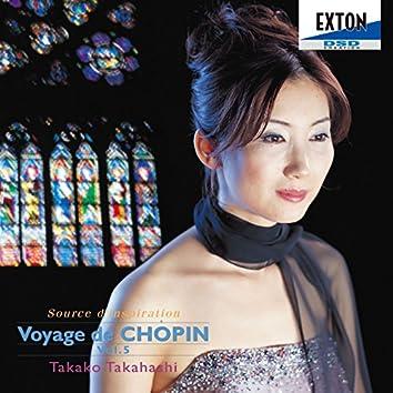 Voyage de Chopin V ''Source d'inspiration'' Noahn et Paris II