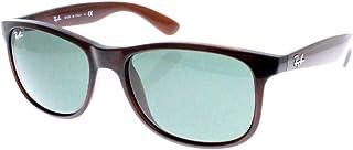 نظارة شمسية بتصميم مستطيل اندي من راي بان، RB4202