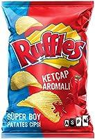 Ruffles Ketçaplı Süper Boy Patates Cipsi, 107 Gr.