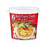 Cock - Pasta de curry roja - Paquete de 3 (3 x 400 g)