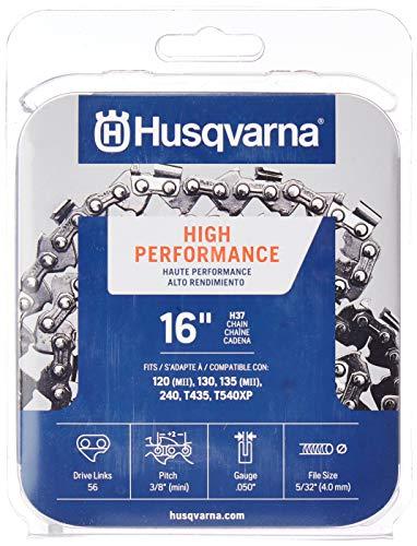 Husqvarna 531300446 16-pulgadas H37-56 (91VG) cadena de