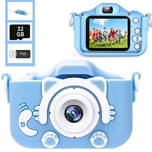 51R7QGSrD1L._SL500_ Migliore fotocamera per bambini del 2020: fotocamere facili da usare e resistenti per bambini