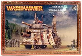 Games Workshop Warhammer Fantasy Empire Steam Tank