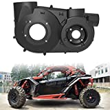 UTV Clutch Back Plate Cover, SAUTVS CVT Variator Clutch Housing Inner for Can-Am Maverick X3 Max 2017-2020, OEM Style Replace #420212605