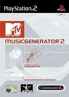 MTV Music Generator 2 PlayStation 2 by Codemasters