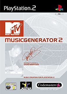 MTV Music Generator 2 (PS2) by Codemasters Limited