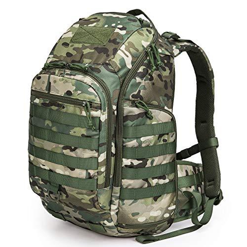 Mardingtop Tactical Backpack Waterproof 30L Hiking Backpack Trekking Backpack for Hiking Trekking Tactical Bag Assault Rucksack Military Camping Outdoor Daypacks Womens Mens