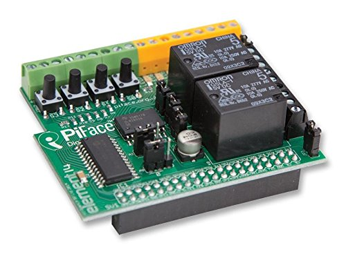 I/O EXPANSION BOARD FOR RASPBERRY PI B+ PIFACE DIGITAL 2 By PIFACE