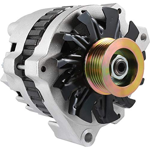DB Electrical ADR0164 New Alternator Compatible with/Replacement for Chevy Blazer S10 Truck 2.8L 2.8 1987-1993 and Sonoma Isuzu 321-1085 321-332 321-455 321-599 334-1912 10463020