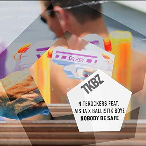 The Niterockers feat. Aisha & Ballistik Boyz