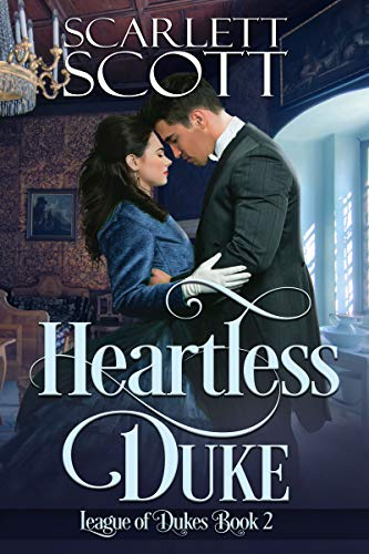 Heartless Duke (League of Dukes Book 2)