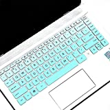 Keyboard Cover for 15.6' HP Envy 15 Laptop with Fingerprint Reader 15t-ep 15-ep Series (No Numeric Keypad) 15t-ep000 15-ep0001dx ep0035cl ep0123tx ep0010nr ep0011na ep0098nr ep0142tx Keyboard Cover