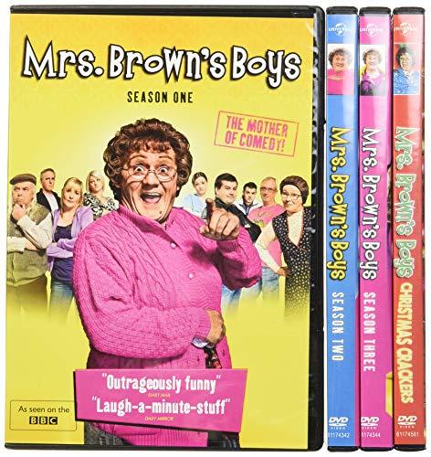 Mrs Brown's Boys: Big Box Series 1-3 [7 DVDs] [UK Import]
