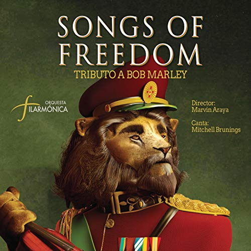 Songs of Freedom, Tributo a Bob Marley