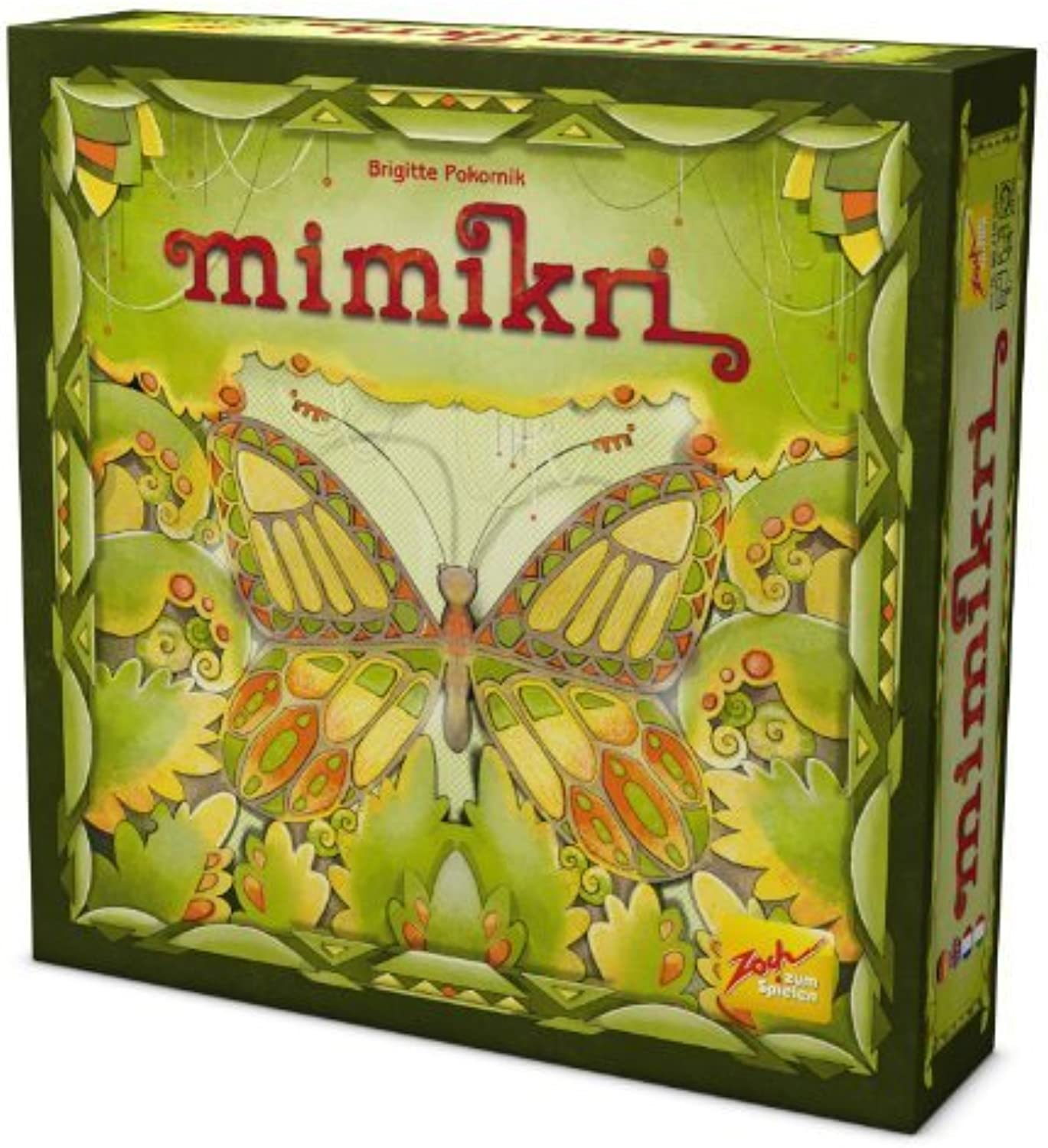 Mimikri Zoch Verlag Memory Game by Lion Rampant Imports Ltd