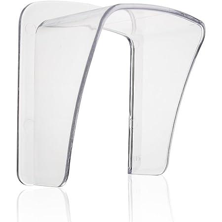 Jiayihizn インターホン レインカバー ドアホン 雨よけ ワイヤレス用可 強化プラスチック製 105×140mm