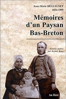 Mémoires d'un paysan bas-breton (Biblio. Bretonne)
