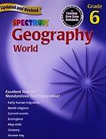 Spectrum Geography, Grade 6: The World