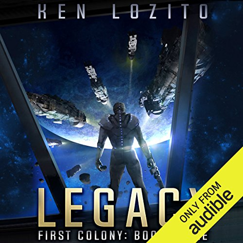 Legacy                   By:                                                                                                                                 Ken Lozito                               Narrated by:                                                                                                                                 Scott Aiello                      Length: 8 hrs and 37 mins     26 ratings     Overall 4.6