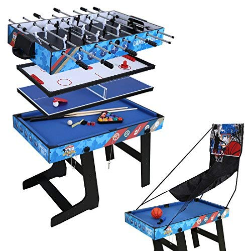 Hysport Multi Game Table 5 in 1 ...
