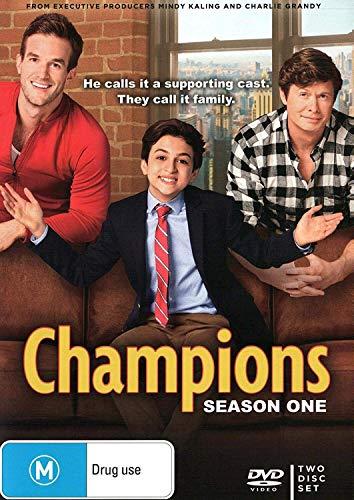 Champions: Season One