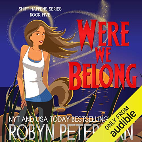 Were We Belong audiobook cover art