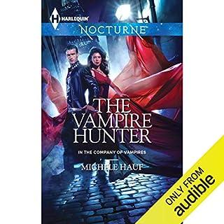 The Vampire Hunter audiobook cover art