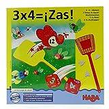 HABA- 3 x 4 = ¡Zas! (303109)
