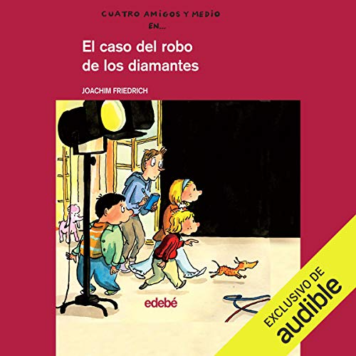 El Caso Del Robo De Los Diamantes [The Case of Theft of Diamonds] Titelbild